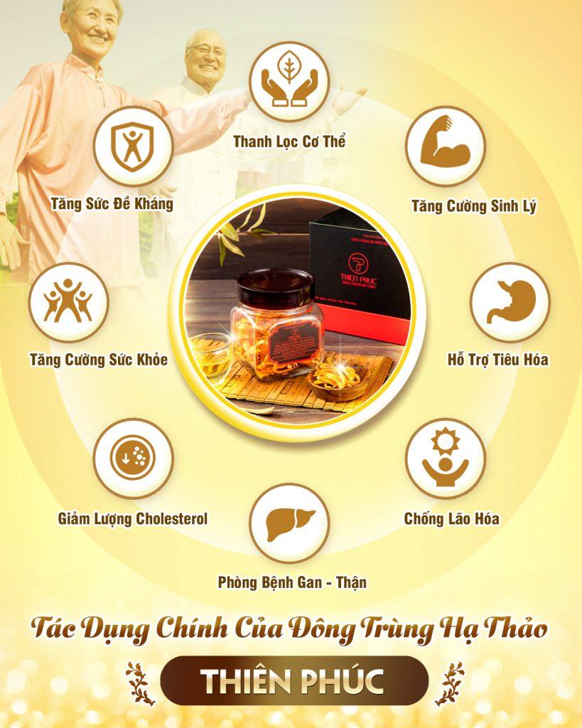 Đông Trùng Hạ Thảo tươi ngâm mật ong có tốt không?