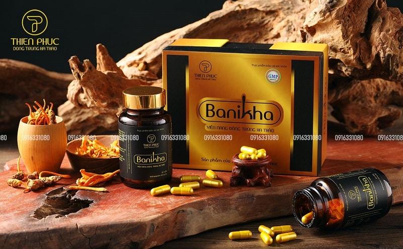 Những lưu ý quan trọng khi sử dụng viên nang đông trùng hạ thảo Banikha