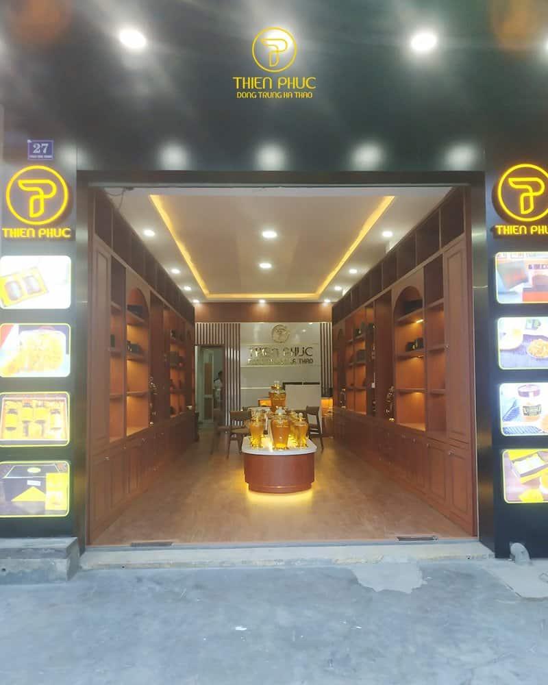 Chính thức khai trương showroom Dược Thảo Thiên Phúc tại Đà Lạt